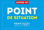 POINT DE SITUATION Niort agglo au 2 avril 2020